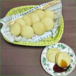 煎茶のスコーン(直径7cmの丸型約6個)
