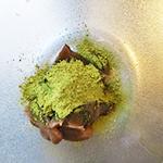 抹茶モンブランのレシピ02
