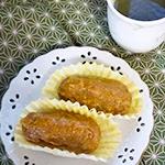 焙じ茶スイートポテトのレシピ04