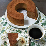 焙じ茶シフォンケーキのレシピ06