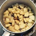 麦茶アップルパイのレシピ02