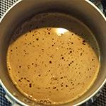 ミルクティーババロアのレシピ01